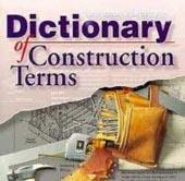 Construction Glossary
