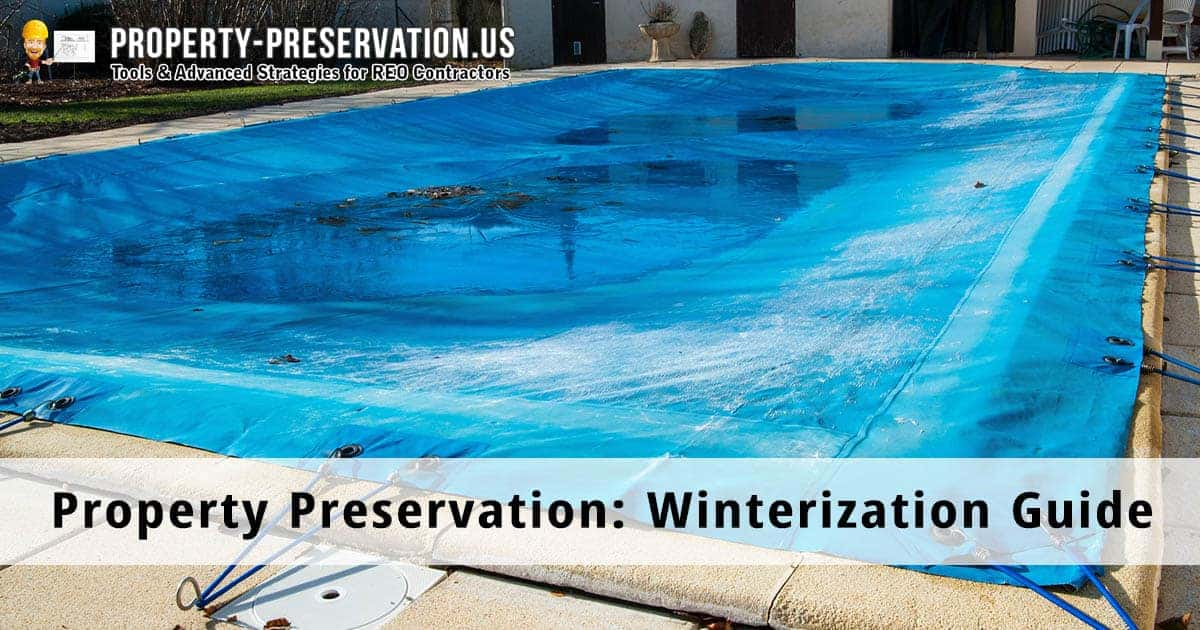 property winterization